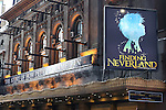 'Finding Neverland' - Theatre Marquee