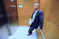 Phoenix, Arizona (March 16, 2014) -- Senator Steve Gallardo inside the Senate building in Phoenix, Arizona. Photo Eduardo Barraza © 2014