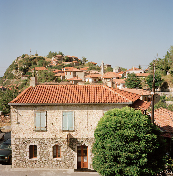 House in the Peloponnese, Greece