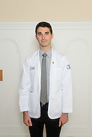 Dylan Hershkowitz. Class of 2017 White Coat Ceremony.