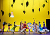 English National Ballet <br /> Triple Bill at Sadler's Wells, London, Great Britain <br /> 12th April 2016 <br /> world premier rehearsal <br /> <br /> <br /> Broken Wings<br /> choreography by Annabelle Lopez Ochoa<br /> <br /> Tamara Rojo as Frida Khalo<br /> <br /> <br /> Photograph by Elliott Franks <br /> Image licensed to Elliott Franks Photography Services