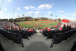 A great spring day to catch the Cougars playing baseball at Bailey-Brayton Field on the Washington State University campus in Pullman, Washington.