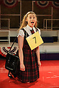 London, UK. 17.04.2015. Mountview Academy of Theatre Arts presents &quot;The 25th Annual Putnam County Spelling Bee&quot;, at Bernie Grant Arts Centre, Tottenham. Music &amp; Lyrics by William Finn, book by Rachel Sheinkin, conceived by Rebecca Feldman, <br /> additional material by Jay Reiss and<br /> directed by Darren Lawrence. Lighting design by Neill Brinkworth. Photograph &copy; Jane Hobson.