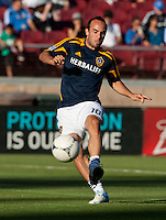 Stanford, California - Saturday June 30, 2012: Landon Donovan in the action during a game at Stanford Stadium, Stanford, Ca.San Jose Earthquakes defeated Los Angeles Galaxy,  4 to 3