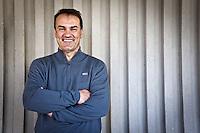 Teramo, Vincenzo Vivarini, allenatore Teramo Calcio, Lega Pro. Servizio posato. Foto Adamo Di Loreto/buenaVista*photo