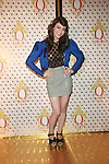 Amy of Karmin Attends the Launch of QREAM With A Q Created by Pharrell Williams, held at the New York Public Library, NY 7/20/11