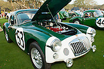 1962 MG A: John & Linda Wright