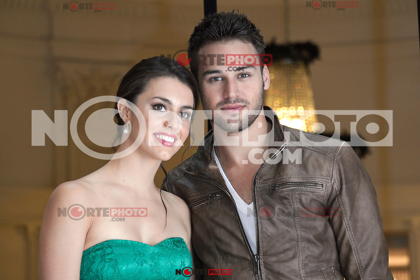 ROME, ITA - SEPTEMBER 28: Ryan Guzman and Kathryn McCormick at the Step Up Revolution photocall in Rome, Italy. September 28, 2012. © ML Antonelli/AGF/MediaPunch Inc. ***NO ITALY*** /NortePhoto