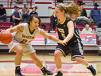 Western's women's basketball team plays against University of Colorado, Colorado Springs.