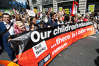 05.07.2016 - March and Rally for Education - #TellNickyNO