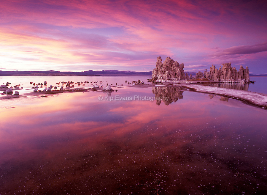 Mono Lake, Eastern Sierra California