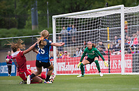 Boyds, MD - Saturday May 20, 2017: FC Kansas City defeated the Washington Spirit 1-0 during a regular season National Women's Soccer League (NWSL) match at Maureen Hendricks Field, Maryland SoccerPlex.