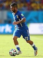 Lorenzo Insigne of Italy