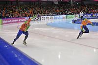 SCHAATSEN: HEERENVEEN: 14-15-16-03-2014, IJsstadion Thialf, World Cup Finale, ©foto Martin de Jong