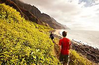 Na Pali Coast ~ Kaua'i