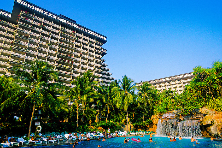 Fairmont Acapulco Princess Hotel,  Acapulco, Mexico