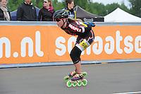 INLINE SKATEN: ALMERE: 01-06-2013, NK Inline Skaten, ©foto Martin de Jong