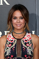 "HOLLYWOOD, CA - AUGUST 16: Brooke Burke-Charvet at the LA Premiere of the Paramount Pictures and Metro-Goldwyn-Mayer Pictures title ""Ben-Hur"", at the TCL Chinese Theatre IMAX on August 16, 2016 in Hollywood, California. Credit: David Edwards/MediaPunch"