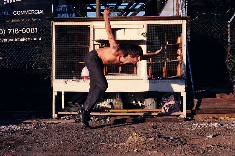 Tony Orrico | Brooklyn, NY | 2008
