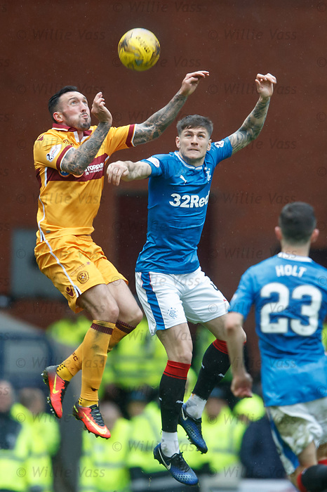 Ryan Bowman and Rob Kiernan