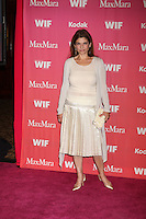 Laura San Giacomo  arriving at the Women in Film Annual Crystal & Lucy Awards at the Century Plaza Hotel in Century City , CA on June 12, 2009.  .©2009 Kathy Hutchins / Hutchins Photo.