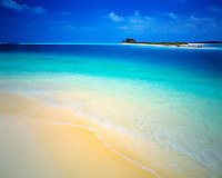 Beach at Garden Key, Dry Tortugas National Park, Florida  Caribbean Sea    Southernmost Florida Keys