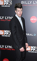 NEW YORK, NY-October 14:Beau Knapp at NYFF54 Special Wortldf Premiere Presentation Billy Lynn's Halftime Walk at AMC Lincoln Square in New York.October 14 , 2016. Credit:RW/MediaPunch