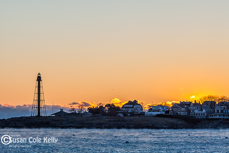Marblehead Light in Marblehead, Massachusetts, USA