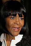 Stage and screen stars Cecily Tyson (Guiding Light) announced the nominations for the 64th Annual Outer Critics Circle nominees on April 22, 2014 at Manhattan's Friars Club, New York City, New York. (Photo by Sue Coflin/Max Photos)