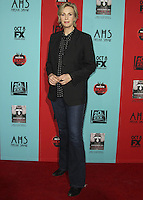 HOLLYWOOD, LOS ANGELES, CA, USA - OCTOBER 05: Jane Lynch arrives at the Los Angeles Premiere Screening Of FX's 'American Horror Story: Freak Show' held at the TCL Chinese Theatre on October 5, 2014 in Hollywood, Los Angeles, California, United States. (Photo by Celebrity Monitor)