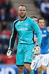 St Johnstone v Alashkert FC...09.07.15   UEFA Europa League Qualifier 2nd Leg<br /> Alan Mannus<br /> Picture by Graeme Hart.<br /> Copyright Perthshire Picture Agency<br /> Tel: 01738 623350  Mobile: 07990 594431
