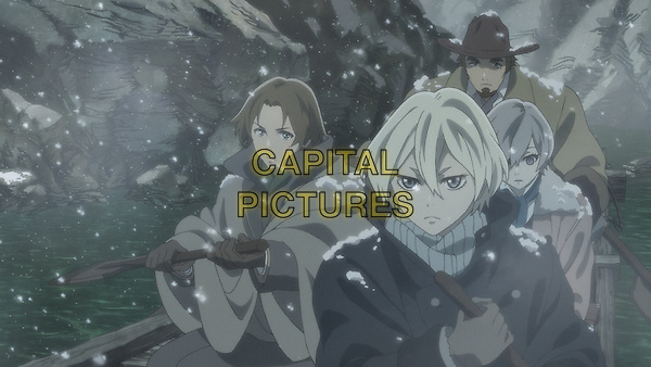 Shisha no teikoku (2015) <br /> (The Empire of Corpses)<br /> *Filmstill - Editorial Use Only*<br /> CAP/KFS<br /> Image supplied by Capital Pictures