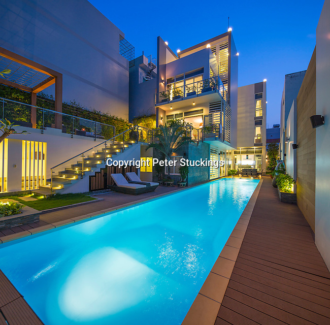 Architecture for interior design & architect firm, Saigon