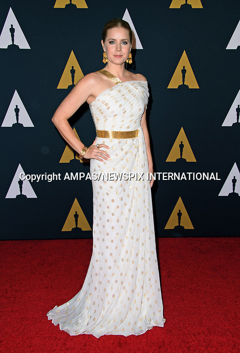 Celebs Attend Governors Awards, Los Angeles