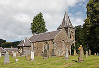 Kirk of Lammermuir, Abbey St Bathans, Scottish Borders, Scotland