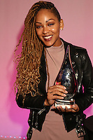 NEW YORK, NY - NOVEMBER 16: Meagan Good at the Sixth Annual WEEN Awards at ESPACE on November 16, 2016. Credit: Walik Goshorn/MediaPunch