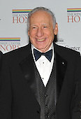Washington, DC - December 5, 2009 -- Mel Brooks, one of the 2009 Kennedy Center honorees, arrives for the formal Artist's Dinner at the United States Department of State in Washington, D.C. on Saturday, December 5, 2009..Credit: Ron Sachs / CNP.(RESTRICTION: NO New York or New Jersey Newspapers or newspapers within a 75 mile radius of New York City)
