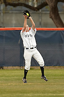 SAN ANTONIO, TX - MARCH 19, 2011: The Sam Houston State University Bearkats vs. the University of Texas at San Antonio Roadrunners Softball at Roadrunner Field. (Photo by Jeff Huehn)