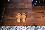 slippers by entrance Japan