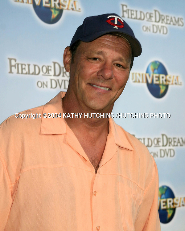 ©2004 KATHY HUTCHINS /HUTCHINS PHOTO.FIELD OF DREAMS 15TH ANNIVERSARY.DVD RELEASE SCREENING.W. HOLLYWOOD, CA.JUNE 9 , 2004..CHRIS MULKEY