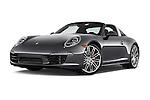 Porsche 911 Targa 4S Coupe 2015