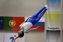 Masaki Ito (JPN),JULY 8, 2011 - Trampoline : 2011 FIG Trampoline World Cup Series Kawasaki Men's Individual at Todoroki Arena, Kanagawa, Japan.(Photo by YUTAKA/AFLO SPORT) [1040]