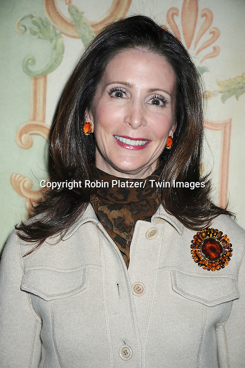 honoree Tara Stacom attends The Police Athletic League's 23rd Annual Women of the Year Luncheon on November 7, 2011 at ..The Pierre Hotel in New York City.