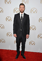 Justin Timberlake at the 2017 Producers Guild Awards at The Beverly Hilton Hotel, Beverly Hills, USA 28th January  2017<br /> Picture: Paul Smith/Featureflash/SilverHub 0208 004 5359 sales@silverhubmedia.com
