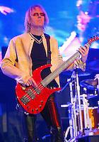 Aerosmith performs at the Forum