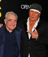 NEW YORK,NY November 014 : Martin Scorcese, Vinny Paz attends as Open Road with Men's Fitness host the premiere of 'Bleed For This' at AMC Lincoln Square Theater on November 14, 2016 in New York City..@John Palmer / Media Punch