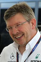 F1 GP of Australia, Melbourne 26. - 28. March 2010.Ross Brawn (GBR) Team Owner, Brawn GP F1 Team ..Picture: Hasan Bratic/Universal News And Sport (Scotland).