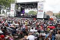 PHILADELPHIA, PA - JULY 4 :  Atmosphere pictured at Wawa Welcome America concert on the Parkway in Philadelphia, Pa on July 4, 2016  photo credit Star Shooter / MediaPunch