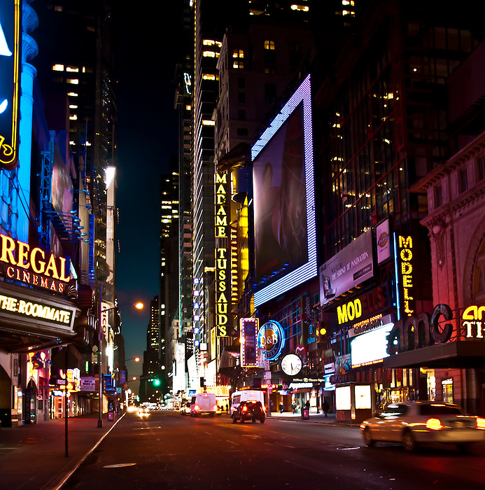 Hilton Times Square boasts the absolute best Times Square location, directly on famous 42nd Street. The hotel is just steps from Broadway theaters, Madame Tussaud's New York, and many subway lines. The New Year's Eve ball drop is viewable from several select areas within our hotel.