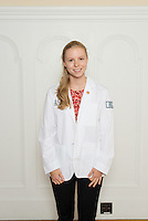 Katherine Lantz. Class of 2017 White Coat Ceremony.